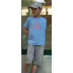 T-shirt ADRIEN jersey coton bio