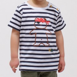 T-shirt ARTHUR jersey coton bio garçon