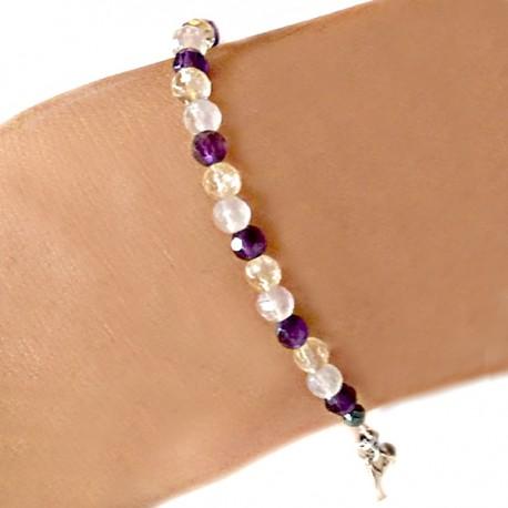 Bracelet tri colore