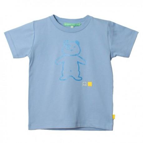 T-shirt TEDDY imprim