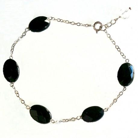 Bracelet 5 onyx