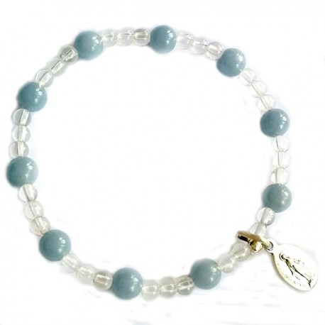 Bracelets Dizainnier angélite