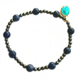 Bracelet Dizainier sodalite