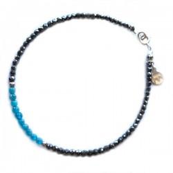 Bracelet multi-pierres