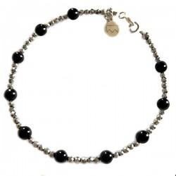 Bracelet tri colore Citrine