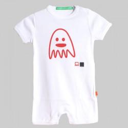 Combi-short VICTOR bébé garçon 100% coton bio